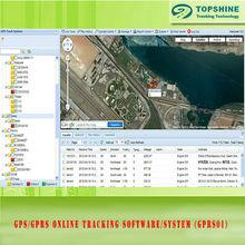 Fleet Management Server Software with friendly interface GPRS01