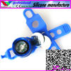 Blue Black Rose Bright Truck/Bicycle Dynamo/Lights(FDA, ROHS, CE, REACH)