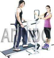 Treadmill Manual 4 Fungsi SN-14