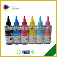 High quality dye ink for HP Photosmart7150,7155,7268,7458,7550,7660,7760,7960 inkjet printer