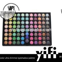 Real factory high pigment 88P eyeshadow palette eyeshdow