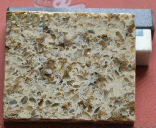 Polimento de pedra de quartzo, desenhado pedra de quartzo, pedra artificial de quartzo