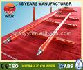 Lunga corsa cilindro idraulico/idraulico cilindro a corsa lunga/lungo ram jack idraulico
