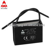 capacitor wiring
