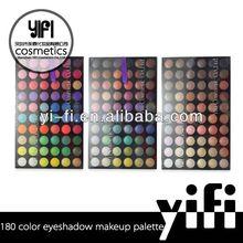 Distributor!180 makeup eyeshadow palette double eyeshadow applicator