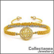 Charm Bracelet Bracelets Friendship Rose Gold Shamballa Bracelet