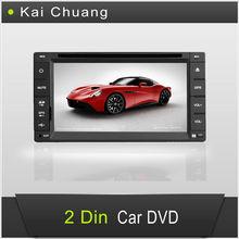 2din 6.2 inch Car Radio Navigation System DVD Player