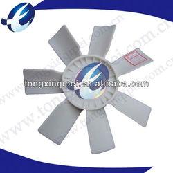truck radiator fan blades (used for 4100QB diesel engine)