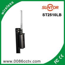 3km 2.4ghz long range audio surveillance system