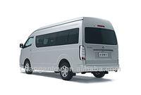 CHANA G501 gasoline 2.7L light commercial bus