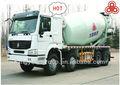 metros cúbicos 8 metros cúbicos de hormigón de camiones de mezcla