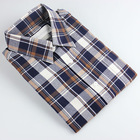 2013 latest design hot sale black and white striped shirts for men