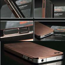 titanium alloy metal case for iphone 5c