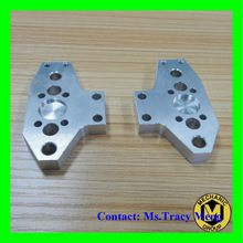 High quality cnc milling aluminum part manufacturer rigorous inspection