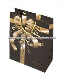 High Quality OEM Promotion Art Paper Carrier Bag