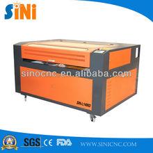 SIN-L1490D double head co2 laser cutting 50w