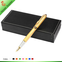 Heavy Golden gift ballpoint pen