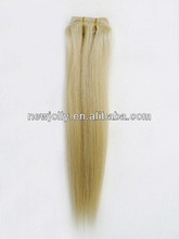 New Arrival 100% Virgin Natural Chinese Salon Hair Extension