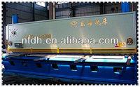 QC11Y mini shearing machine, CHINA cnc shearing machine price