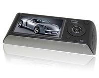 Encryption Protect 480P Car Black Box, 1.3 Mega Pixels, 2 Camera Lens, 2.7 inch TFT LCD Screen, Multiple Languages, SC DVR-L24