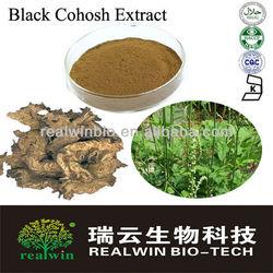 2013,Supply Black Cohosh Extract/Black Cohosh Triterpene 2.5%