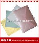 business custom cloth envelopes color custom size and design craft envelope