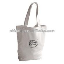 Symbolic reusable cotton market bag