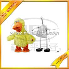 electronic plush doll-singing stuffed animals toy