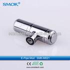 hottest mechanical mod 18350 battery electric vaporizer mech mods rechargeable 2 pipe e hookah