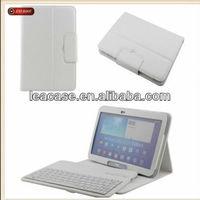 high grade luxury business Smart stand Bluetooth Keyboard Cover Wake/Sleep PU Stand Case for iPad 4 3 2