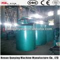 2013 caliente forma de barril de la minería mezclador agitación tanque de lixiviación