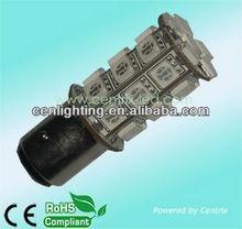 27pcs smd5050 12v 3w led lamp auto