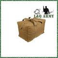 militar paracaídas de carga bolsa de lona
