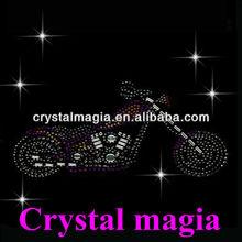 150cc new design motorcycle for headband garment decoration