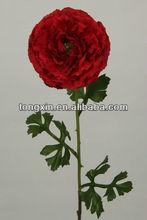 artificials tongxin Foshan felt flower decorative cushion