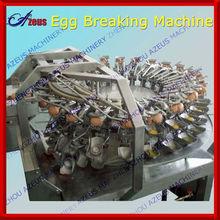 0086 13592420081 de procesamiento de huevos de la máquina de huevo fresco Breaking