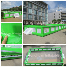 Hot sale Inflatable soccer arena/inflatable soccer arena for sale