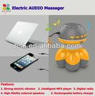 Colourful USB Electric Music Massager Multifunction Mini Speaker