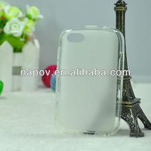 Napov -TPU pudding case for blackberry 9720, for blackberry 9720 cover case, 9720 case