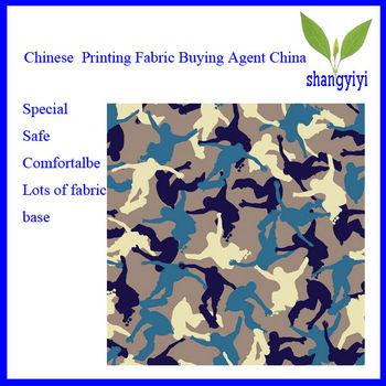 Chinese Printing Fabric Buying Agent China