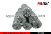 MS Polymer modified polyurethane pu silicone floor adhesive sealant glue