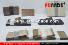Bathroom polyurethane mould proof sealant/wall hung toilet tank sealant