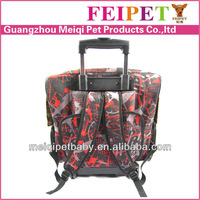 Fashion newest pet bag walking dog carrier