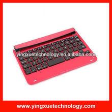 Portable Slim Aluminum Wireless Bluetooth Keyboard Case Cover for iPad Mini