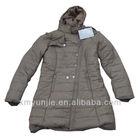 Winter down coat for women