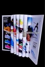 High quanlity art magazine printing
