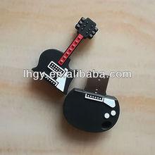 3D customized usb /guitar shaped usb flash drive/usb memory in guitar shape