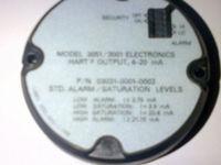 Rosemount Spare Parts Sensor, Electronic Cards, Display Unit