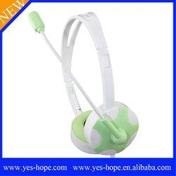 New mould stylish PC plastic headphone