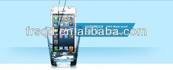 waterproof case custom design cell phone case for iphone 5 case for iphone